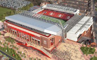 Liverpool: Nowa trybuna Anfield za 3 miesiące