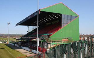 Belfast: Glentoran zbuduje nowy stadion