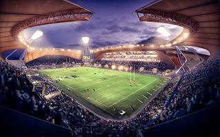Nowy projekt: Najlepszy stadion północnej Australii?