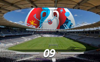 Odliczamy do Euro 2016: 09 – Stadium de Toulouse