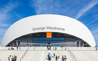Marsylia: Orange sponsorem Vélodrome