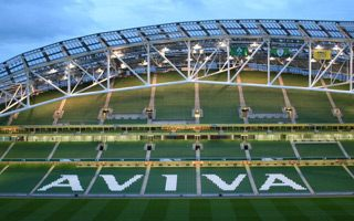 Dublin: Vodafone zaopatrzyła Aviva Stadium w szybki Internet