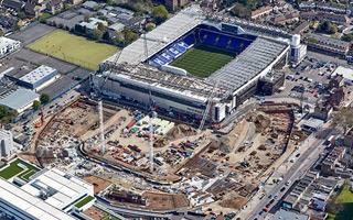 Londyn: Dużo się dzieje na budowie Tottenhamu