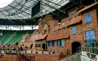 Wrocław: Tę scenę budowali od początku czerwca