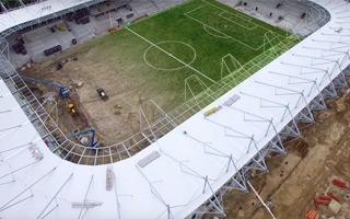 Łódź: Ruszają prace nad murawą dla Widzewa