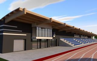 Ruda Śląska: Najpierw stadion, potem trybuna