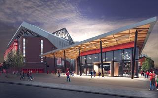 Liverpool: Wokół Anfield wszystko się zmienia