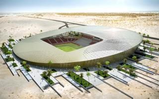 Manama: Bahrajn dołącza do wyścigu superstadionów