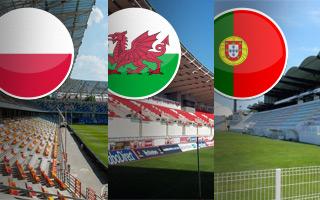 Nowe stadiony: Wygrali, to mają!
