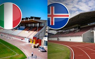 Nowe stadiony: Coś z wysp dla ostatnich ćwierćfinalistów