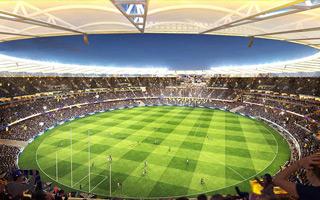Australia: 40% stadionu w Perth gotowe, zagra Chelsea