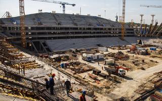 Nowa budowa: Ostatni stadion Mundialu od dziś u nas!