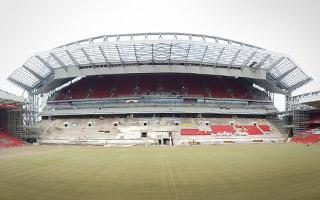 Liverpool: Nowe Anfield będzie we wrześniu