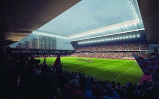 Anglia: Luton złożyli wniosek o pozwolenie na budowę