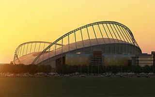 Katar 2022: Khalifa Stadium wysoki na 120 metrów