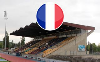 Nowe stadiony: Dla półfinalistów – Francja