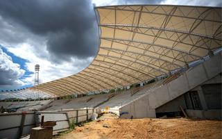 Nowa budowa: Żagiel we Wrocławiu rośnie