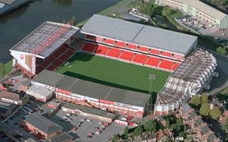 Nottingham: Pojemność stadionu tymczasowo obniżona… do zera