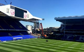 Londyn: Narożnik WHL znika, a Wembley czeka