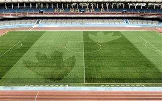 Japonia: Przez ten stadion przeszła Godzilla