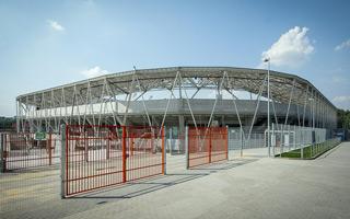 Bielsko-Biała: Otwarcie stadionu po 13 miesiącach