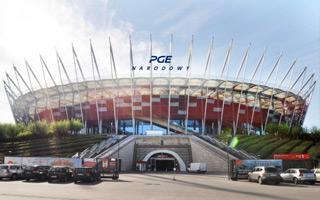Warszawa: PGE Narodowy wkrótce z logo