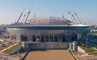 Sankt Petersburg: Zenit Arena zostaje bez wykonawcy!