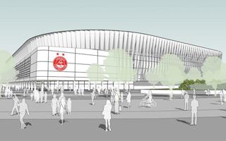 Nowy projekt: Tak się urządza Aberdeen FC