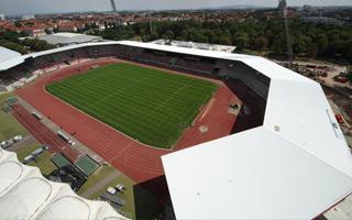 Erfurt: Stadion niegotowy, ale rozgrywki ruszają