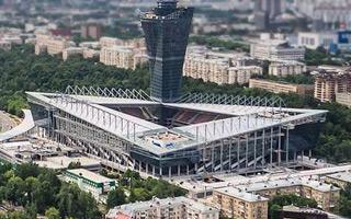 Moskwa: Stadion CSKA oficjalnie gotowy!