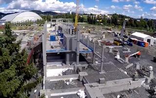 Nowa budowa: Vålerenga zagra tam już za rok