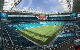 Miami: Stadion Dolphins już prawie gotowy