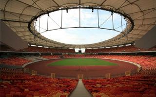 Nowy stadion: Kosztowny klejnot z Abudży