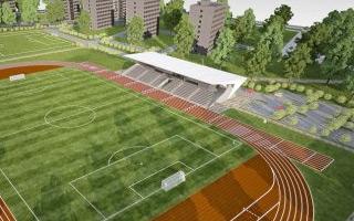 Kielce: Politechnika chce zbudować sobie stadion