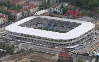 Bielsko-Biała: Stadion wreszcie odebrany, można grać