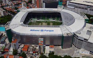 Brazylia: Tylko 16 stadionów ponad przeciętnym poziomem