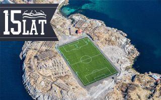 Nowy stadion: Rajskie widoki z Norwegii
