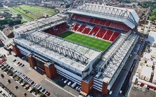 Liverpool: Za tydzień prapremiera nowego Anfield