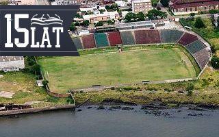 Nowy stadion: Dom Flintstonów znad zatoki