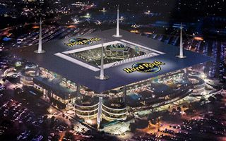 Miami: Miliard za nazwę Hard Rock Stadium
