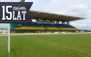 Nowy stadion: Jedno boisko, a dwie półkule