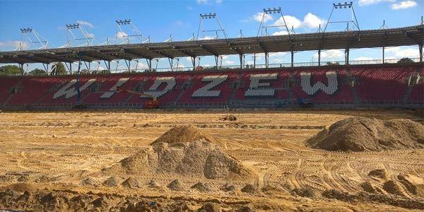 Łódź: Siatka szpeci, reszta może cieszyć