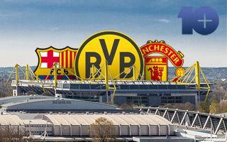 Nowe zestawienie: 20 Klubów z Najwyższą Frekwencją w Europie