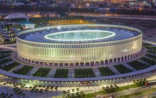 Rosja: Otwarcie perełki w Krasnodarze potwierdzone