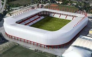 Nowy projekt: Trzecia liga włoska jak Allianz Arena?