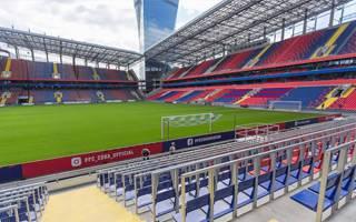 Nowy stadion: CSKA w domu po 9 latach!