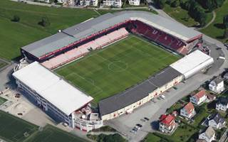 Norwegia: 300 studentów zamieszka na stadionie Brann?