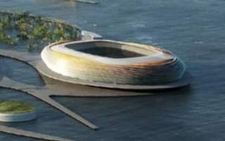 Chiny: Jednak nie będzie stadionu na morzu