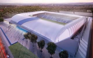 Budapeszt: Otwarcie stadionu MTK w połowie października