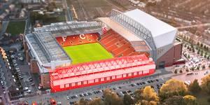 Liverpool: Mają rok, by ruszyć z drugą trybuną